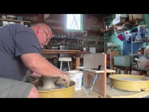 Throwing in the Pottery Wheel - Have not done it in 30 years - Conclusion- Super Fun