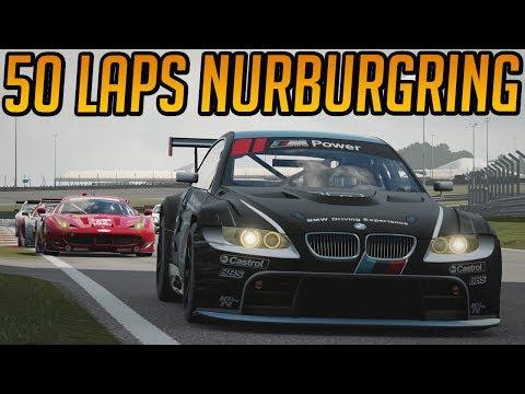 Forza 7 - Extreme Endurance - 50 Laps of Nurburgring Nordschleife