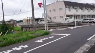 「止まれ」を止まらずに通過するとこうなるー千葉県警取締 thumbnail
