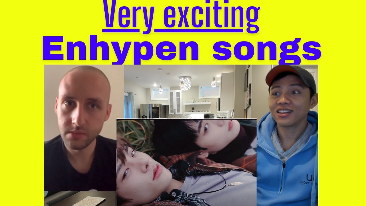 ENHYPEN (엔하이픈) BORDER : DAY ONE Preview - Reaction Video