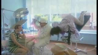 Маски-шоу. Маски в больнице. Окулист, гинеколог. Юмористический сериал.