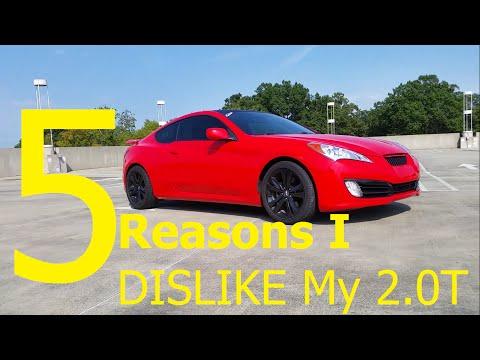 5 Reasons I HATE My Hyundai Genesis Coupe 2.0T!