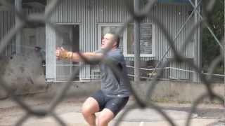 Pars Krisztián: 82 métert szeretnék dobni az olimpián