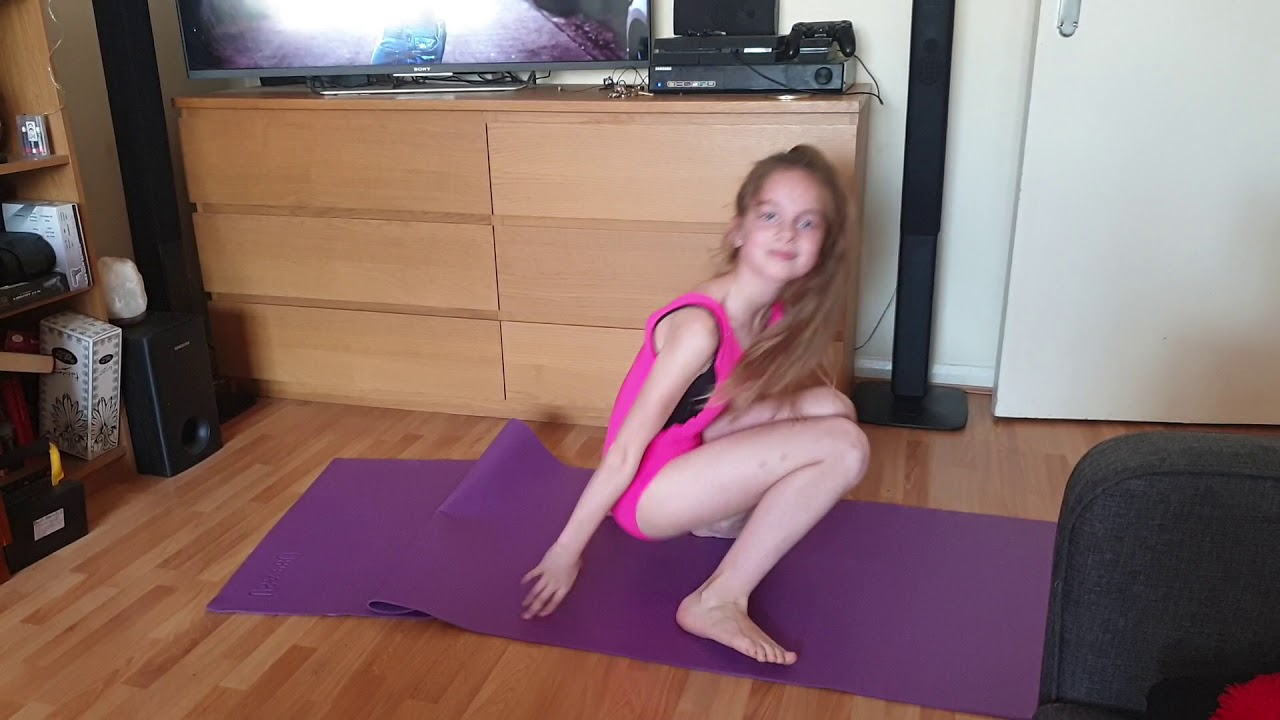 Gymnastic for kids part 5