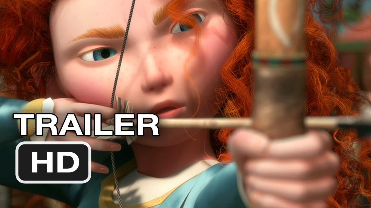Download Trailer - Brave Official Trailer #1 - New Pixar Movie (2012) HD