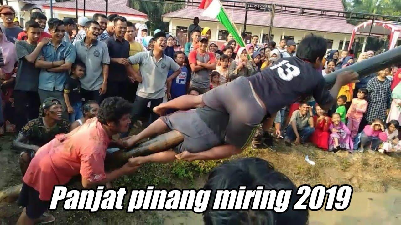 Panjat Pinang Miring 2019