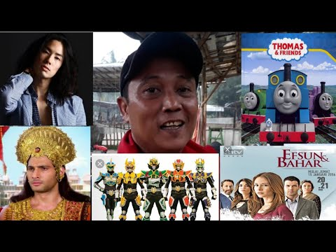 Dubber Thomas & Friends, Legend Hero, Mei Zuo Meteor Garden, Karna Mahabarata,Trouble Chocolate dll