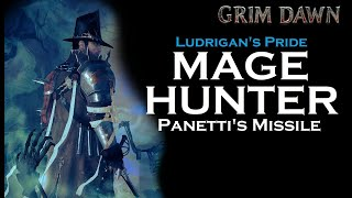 Panetti's Missile Mage Hunter Guide (Inquisitor + Arcanist) [Grim Dawn]