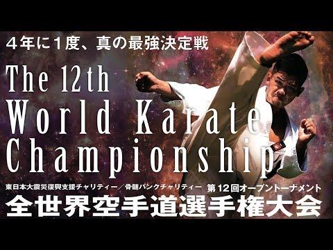 The12th World Karate