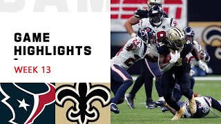 TEXANS VS PATRIOTS WEEK 13 HIGHLIGHTS | NFL 2019