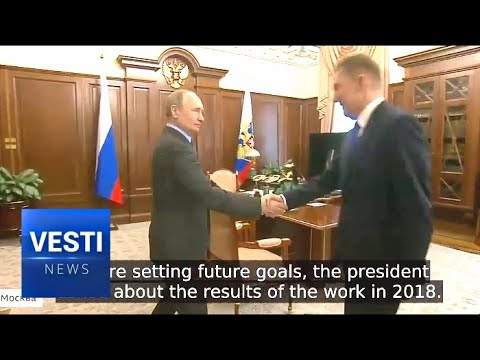 "Putin: Russia Needs to Expand Foreign Gas Markets; ""Power of Siberia"" Ahead of Schedule!"