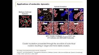 Mecanica y dinamica molecular clasica