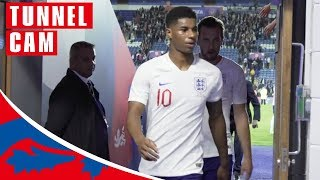 Inside Access as Rashford Strike Beats Switzerland | Tunnel Cam | England 1-0 Switzerland