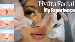 HydraFacial & Skin Analysis 🖤