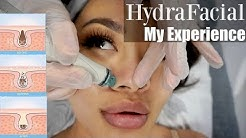 HydraFacial & Skin Analysis 🖤