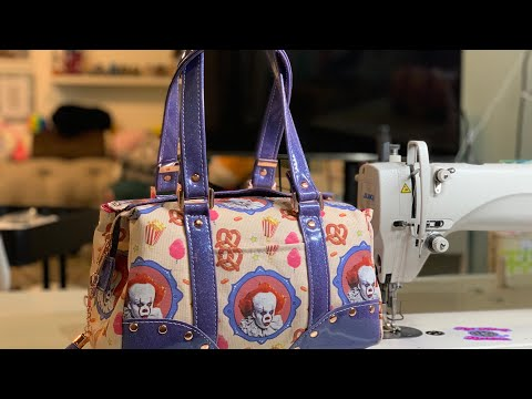 LIVE REPLAY - Making a Custom Ordered Louise Barrel Bag