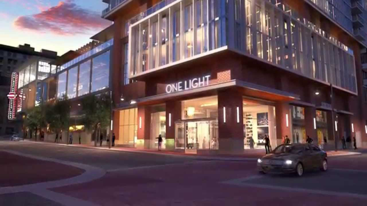 One light luxury apartments coming soon youtube