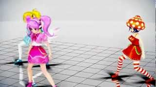 【MMD】 Relations 【gdgd Fairies】