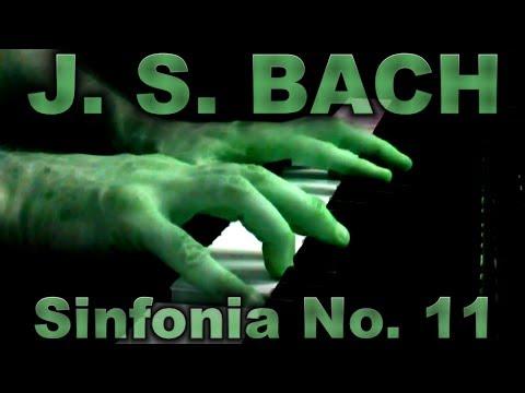 Johann Sebastian BACH: Sinfonia No. 11 in G minor, BWV 797
