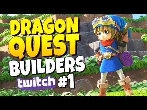 Download Youtube: Dragon Quest Builders Gameplay - Giant Mallet