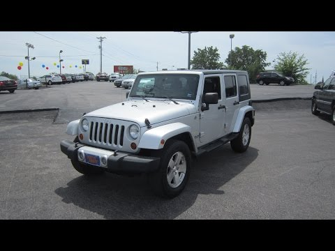 2008 Jeep Wrangler Unlimited Sahara (JK) | Full Tour & Start Up