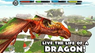 World of Dragons: Dragon Simulator - 'The Movie' - iPad, iPhone App. OS X 10.6.6 or later