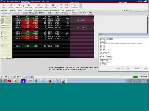 Webinar Quantitative and Algorithmic Trading - Quant Master Academy