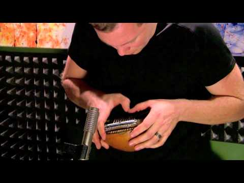"Ian Ethan Case - ""The Ridge"" (kalimba)"