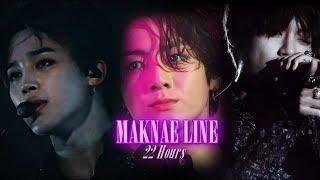 「MAKNAE LINE」━ 22 hours ▶MEP◀