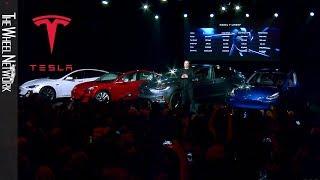 Tesla Model Y Reveal with Elon Musk