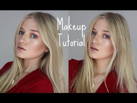 Bronzed Highlight INSTAGRAM Makeup Tutorial