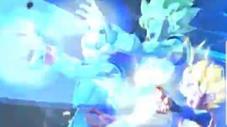 NUEVA Legendario Acabado de la Familia Kamehameha Ataque de Animación!!!! DB Leyendas