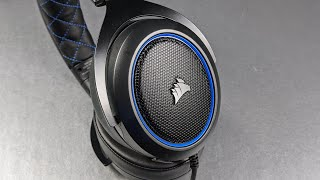 Best Gaming Headset Under $50! : Corsair HS50 Pro (2019) REVIEW