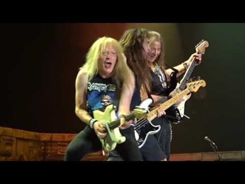 Iron Maiden 2016 Moscow Russia Multicam (Full Show)