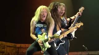Iron Maiden 2016 Moscow Russia Multicam Full Show