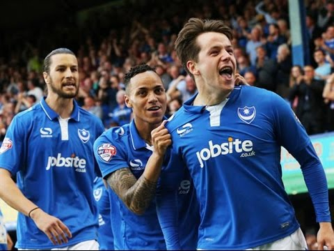 Top 10 Portsmouth FC Goals | 2015-16