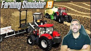 J'ADORE CES MODS POUR LA PAILLE !!! 😍 - Farming simulator 19