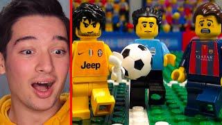 LEGO FUTBOLCULAR ?!