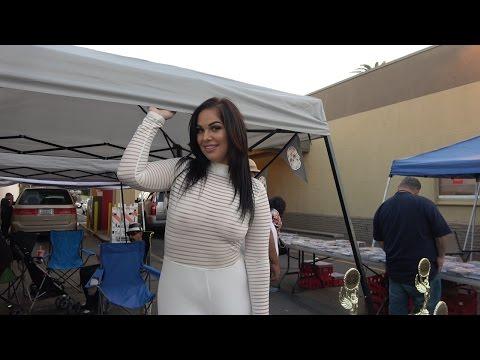 Day of The Dead Car Show & Festival Canoga Park 2016