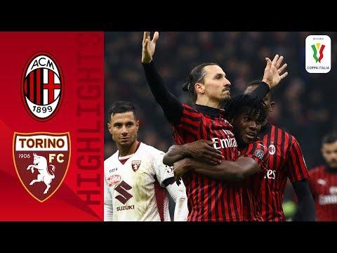 AC Milan Torino Goals And Highlights