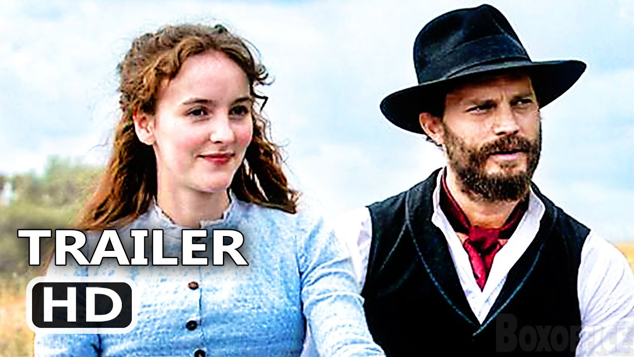 DEATH AND NIGHTINGALES Trailer (2021) Jamie Dornan, Ann Skelly, Drama Series