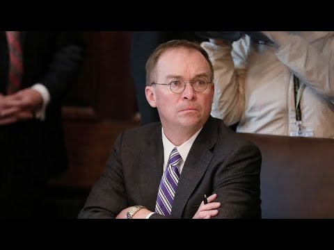 'I can't stay here' — Mick Mulvaney resigns as envoy to Northern Ireland