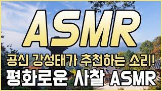 [강추] 공부가 너무 잘 되는 산속 사찰 ASMR 절에서 공부하는 소리 🙏🏻 공신 강성태의 집중력 음악