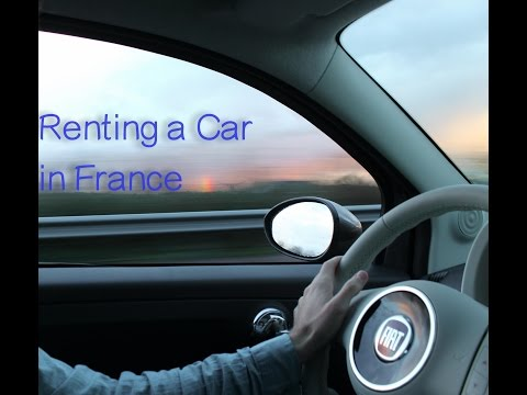 Europe Travel: Renting a Car in Central France - Traveling Actor