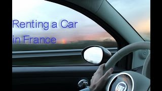 Europe Travel: Renting a Car in Central France – Traveling Actor