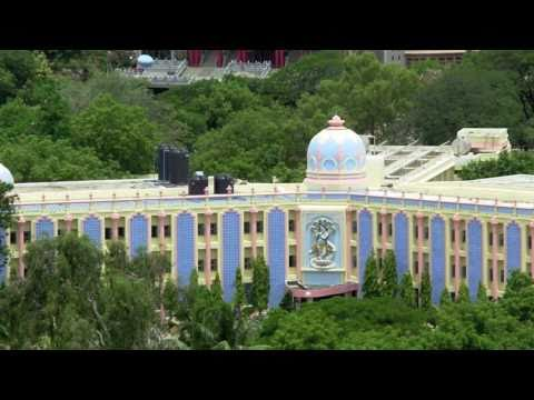 Sri Sathya Sai Baba: Virtual tour of Prashanthi Nilayam, Puttaparthi