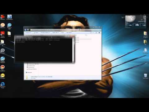 How to open Command Prompt From Any Folder!