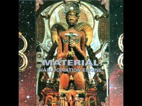 Material - The Hidden Garden / Naima
