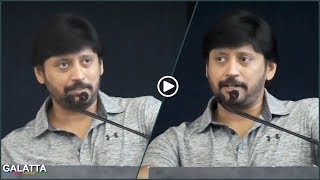 I never played such a role in my long career, Prashanth | Johny Press Meet