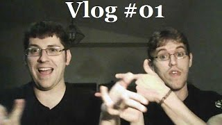 Vlog #01 - Belated Introductions & Late Videos